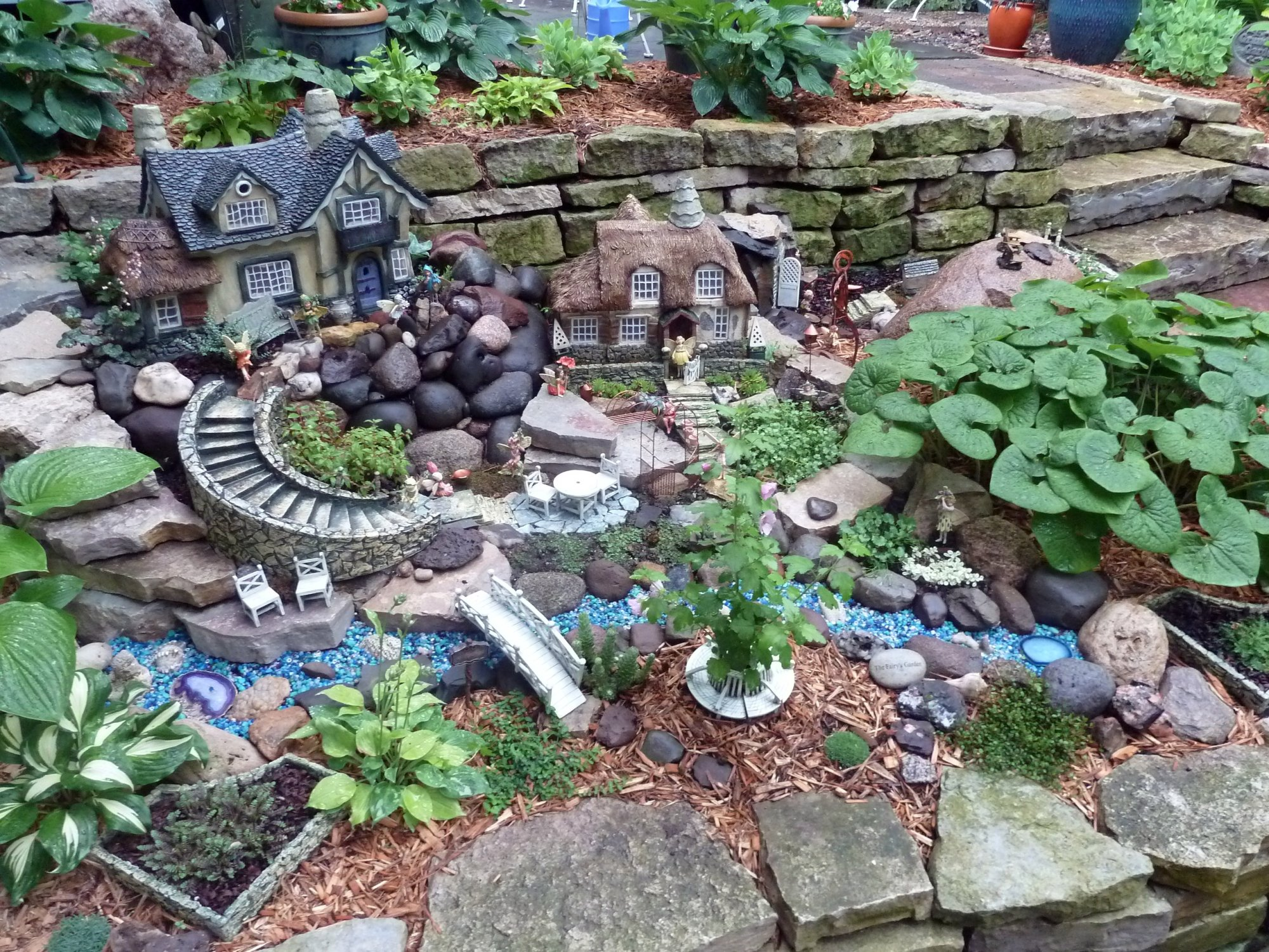 Creating a Fairy Garden in the Landscape - Pahl\'s Market - Apple ...